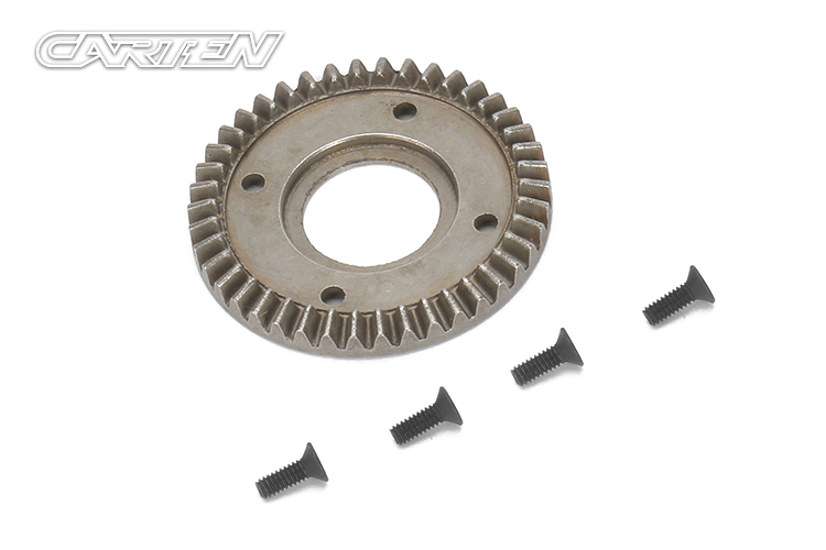 NBA325 42T me<x>tal Bevel Gear (For Solid Axle)