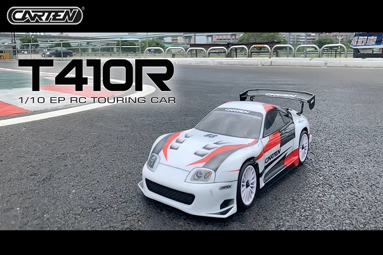CARTEN T410R 1:10 EP 4WD TOURING CAR